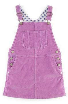 4-5 Mini Boden 'Dungaree' Overall Dress (Toddler Girls, Little Girls & Big Girls) | Nordstrom