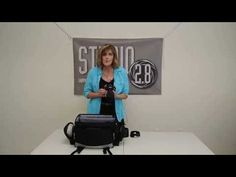 What's in my camera bag for digital SLR portrait photography?
