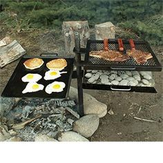 Mountain Man Grill/Griddle from Costco $99.99