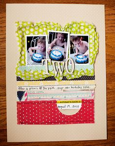 Becky N. w/Jenni Bowlin's April Kit