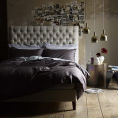 Valentin bed by Sofa