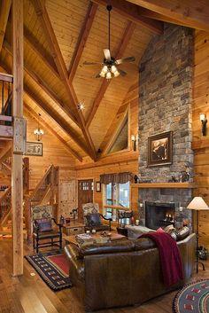 20 best log homes with color images log home log homes log houses rh pinterest com