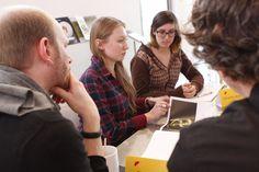 NRW Portfolio Day – die beste Mappe #Designstudium #Designausbildung