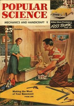 Popular Science October 1952