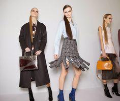Dior Autumn/Winter 2015 - Ready to Wear. #Diorboots
