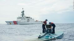 Coast Guard crew seizes submarine carrying 8 tons of cocaine