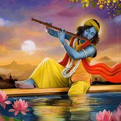 Radha Krishna Sketch, Arte Krishna, Krishna Drawing, Radha Krishna Love Quotes, Lord Krishna Images, Radha Krishna Pictures, Krishna Painting, Krishna Photos, Radha Krishna Photo