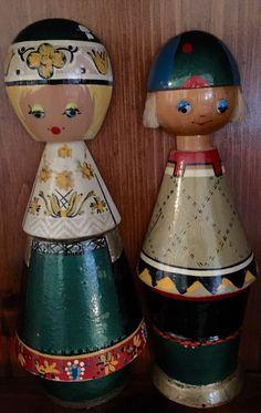 Kadrina (vasakul/left) & Muhu (paremal/right)