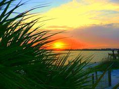 Sunrise Tybee Island, Georgia