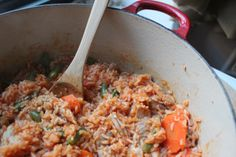 yes and yes: Kitchen Globetrotter: Ghana // Jollof Rice