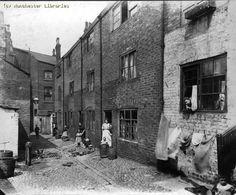 Newgate, Corporation Street, 1908