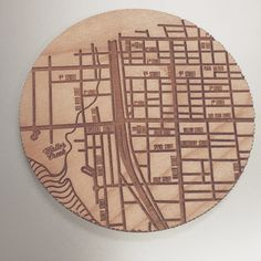 Awesome City Coaster - Make one of your hometown #coaster #city #map # ...