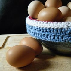 free range chicken eggs, from mini farm
