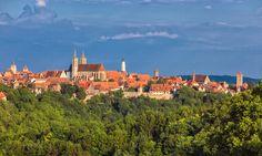 ღღ Rothenburg ob der Tauber by haen son