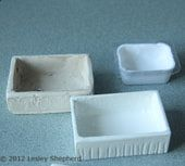 Make Miniature Farmhouse Sinks