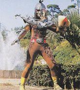 Inokabuton - Revived Gel-Shocker Kaijin