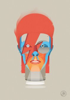 "Check out this @Behance project: ""Bowie tribute"" https://www.behance.net/gallery/32787241/Bowie-tribute"