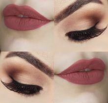 Make Classic Opaque + Lipstick Gaia_Pause For Feminices - Makeup Looks Classic Makeup Goals, Makeup Inspo, Makeup Inspiration, Makeup Tips, Makeup Ideas, Prom Makeup, Wedding Hair And Makeup, Bridal Makeup, Wedding Nails