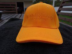d497885849d NEW AP A.P. Audemars Piguet Watch Orange Baseball Cap Hat with Strap NO  RESERVE