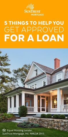 Looking to buy a new home? Before you start shopping for that home, it's important you do your homework. Doing your research and getting organized will help you be more confident when speaking with a lender and applying for your home loan. For a list of some things you will need during the approval process, click through.