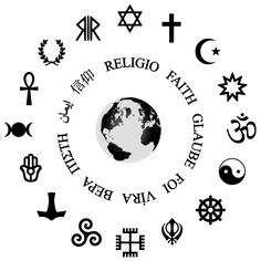 List of religions and spiritual traditions - Wikipedia, the free encyclopedia