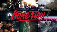 Kung Fury is an indie over-the-top action comedy that has it's foundation in 80s cop movies.