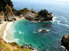 Beautiful Waterfalls in California-USA - Photo Stackz