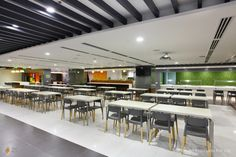ZS Associates offices by DSP Design Associates, Gurgaon – India
