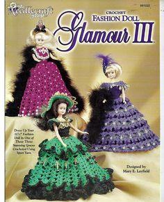 Fashion Doll Glamour III / Crochet von grammysyarngarden auf Etsy
