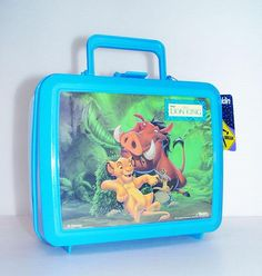 Your place to buy and sell all things handmade Young Simba, Lunch Boxes, Aladdin, My Childhood, Lion, Princess, Disney, Pictures, Handmade