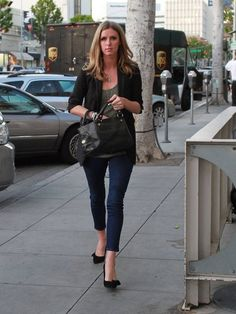 Rachel Bilson - Chloe Elvire Tote - Bag available in black patent ...
