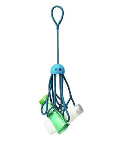 Shower Squids...nonslip arms hold up to 9 items...