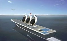 HMS Illustrious for Royal navy Aircraft Carrier concept