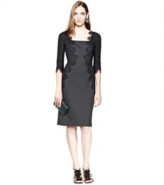 Lainey Dress | Womens Cocktail Dressing | ToryBurch.com
