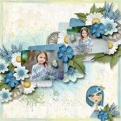 Jiřina Ševelová 15 hod · Softly Spring from Rosies Designs, Freebie for Registered Members Just Ar, Relax, Scrapbooking, Layout, Spring, Frame, Blog, Design, Home Decor, Picture Frame