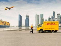 New Wave Group signs three year ocean freight deal with DHL Global Fowarding