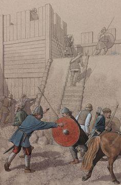 Vikingetid Wikingerzeit Viking-Age