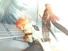 Tales of the Abyss, Luke, Asch