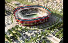 Al-Gharafa Stadium