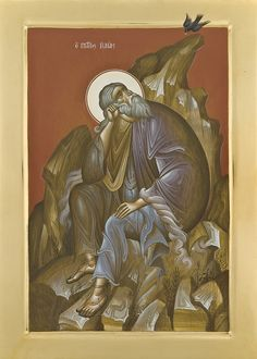 Greece -by George Kordis ~~~. Byzantine Art, Byzantine Icons, Religious Icons, Religious Art, Church Icon, Best Icons, Old Testament, Orthodox Icons, Christian Art