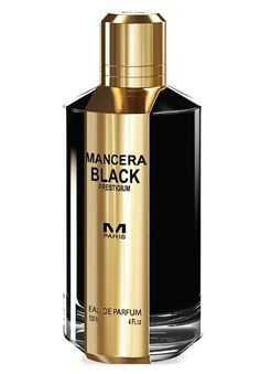Black Prestigium Eau de Parfum by Mancera More great information on top perfumes and fragrances from the worlds top brands, all genuine, No Knock offs. Perfume Parfum, Perfume Hermes, Perfume Store, Perfume And Cologne, Fragrance Parfum, Parfum Spray, Perfume Bottles, Perfume Collection, Soaps