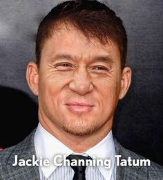 Jackie Chan + Channing Tatum