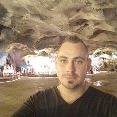 Jens Legend in the batu caves in kuala lumpur