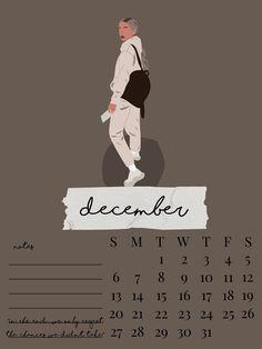 Illustration Art Drawing, Photography Illustration, Calendar Wallpaper, Calendar Quotes, Feminist Art, Calendar Design, Good Notes, Business Logo, Female Art