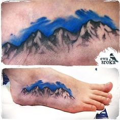 Esse céu azul http://tatuagens247.blogspot.com/2016/08/montanha-de-tirar-o-folego-tatuagens.html