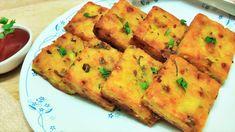 इस नए नाश्ते के आगे समोसा कचौरी भी लगे बेस्वाद-Rava Namkeen Cake- Crispy...