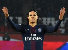 Edinson Cavani set to snub Premier League interest by signing new two-year deal with Paris Saint-Germain