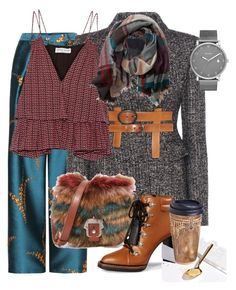 """""""Ready for the day"""" by saint-germain on Polyvore featuring Tom Ford, Paula Cademartori, Apiece Apart, TravelSmith, Tod's, Skagen and Free People"""