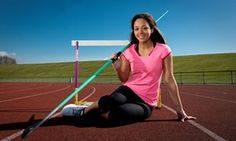 Katarina Johnson-Thompson: 'In school I was a tomboy. Then at the weekend I'd be in ballet clothes'  The Olympic heptathlete, 23, on her grandfather's love of football, being a dog person, and hope