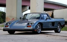 Design Disasters: The Ugliest Cars of the Last Five Decades: 1985 Consulier GTP
